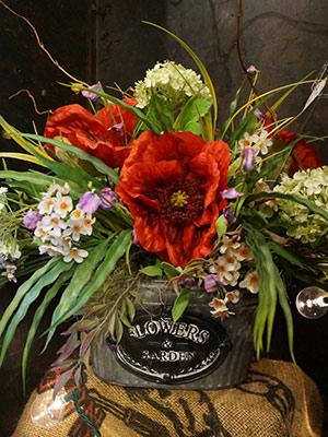 Aprils flowers on main florist silk flower arrangements silk flower arrangements aprils florist mightylinksfo